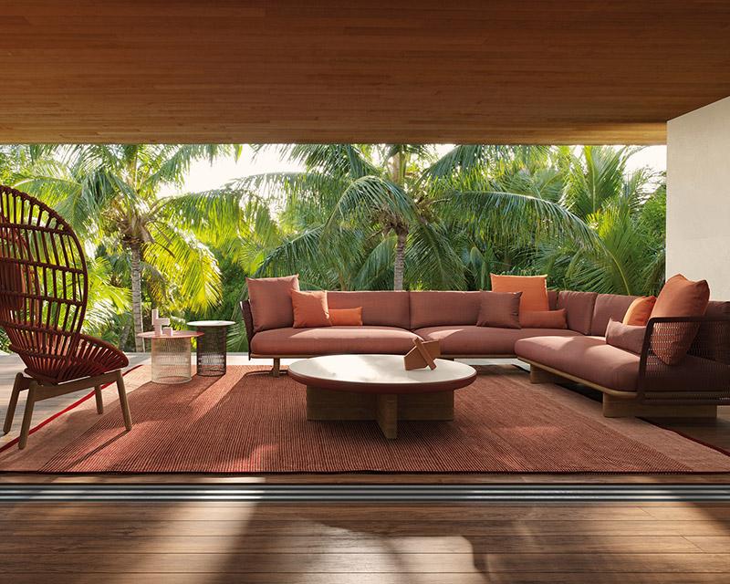 Mobilier de jardin en teck, rotin, bois, résine, alu | JBS ...